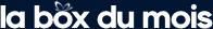 La Box du mois : Premier comparateur de box mensuelles