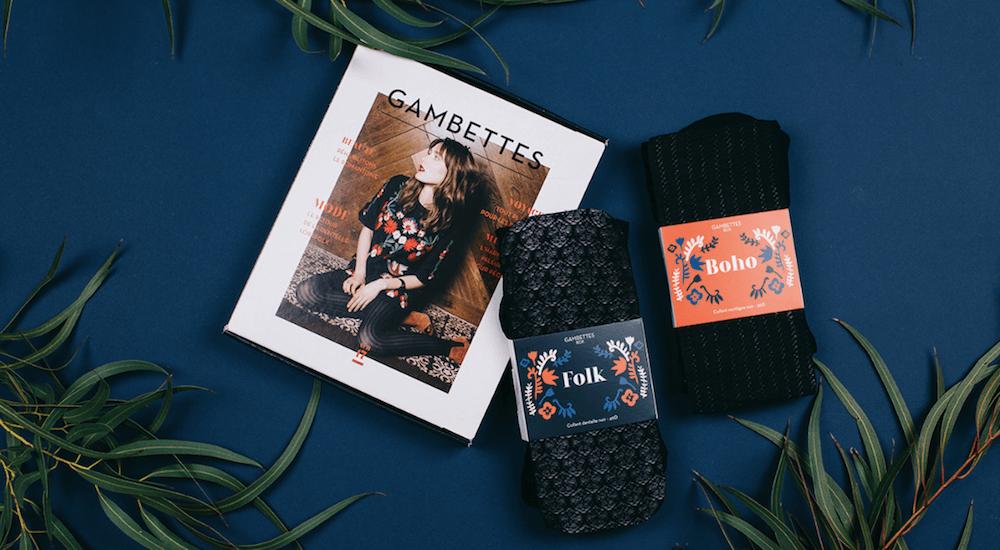 Gambettes Box : pour habiller vos jambes en toute saison