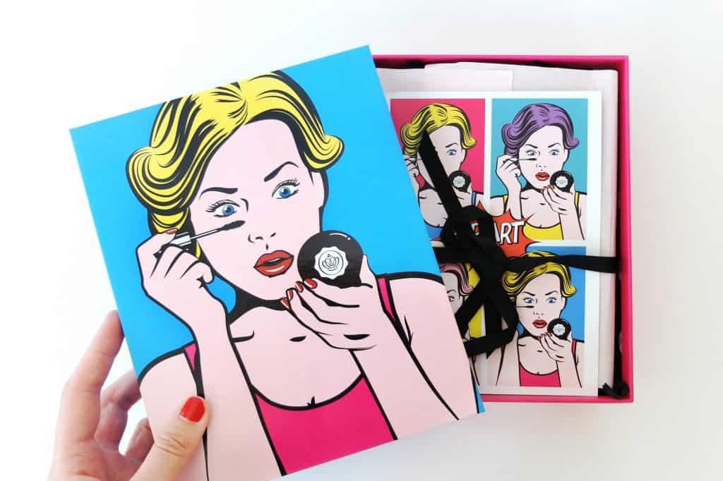 Glossybox Edition de Septembre 2014 « Pop Art »