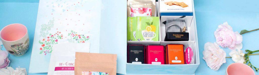 La The Box : Thé et infusions