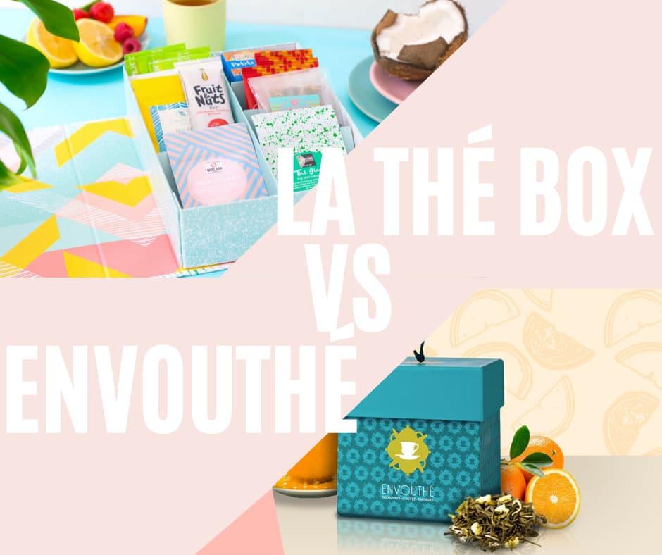 La thé Box ou Envouthé ?