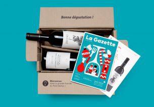 Le Petit ballon : Box Vin