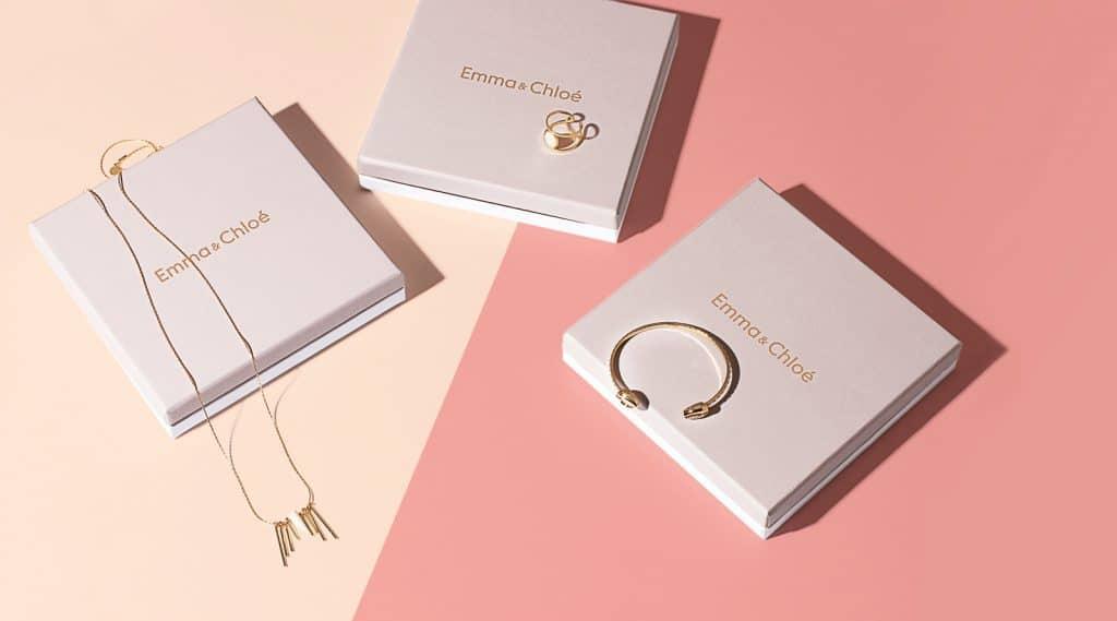 Emma et Chloé : la box à bijoux
