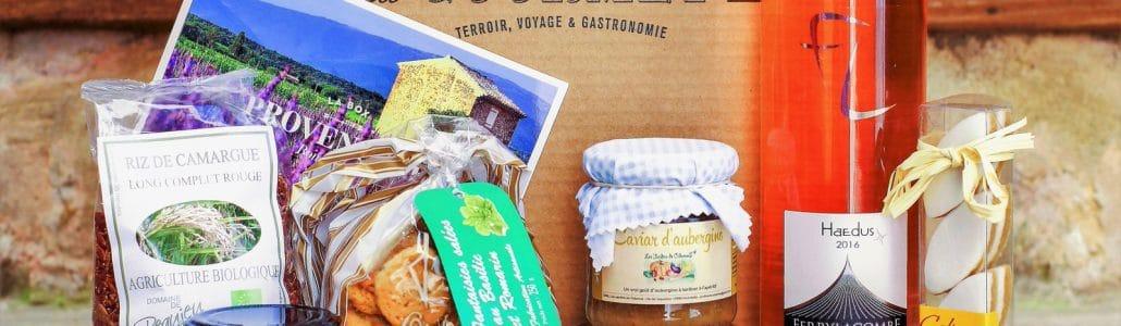 Image de la gourmet box