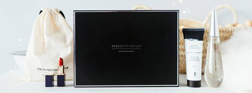 La Box beauté Prescription Lab
