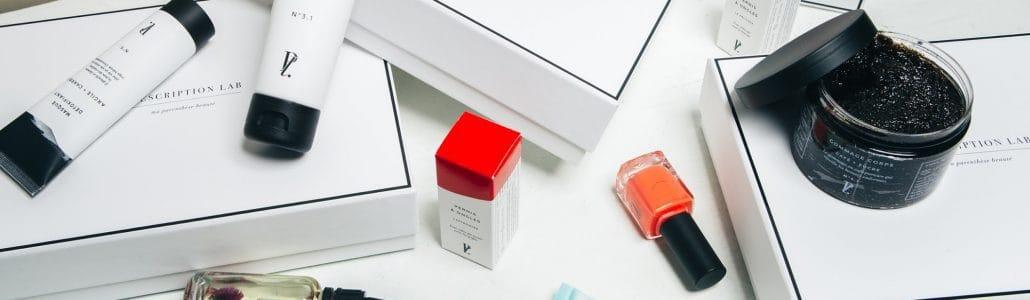 Les produits Prescription Lab