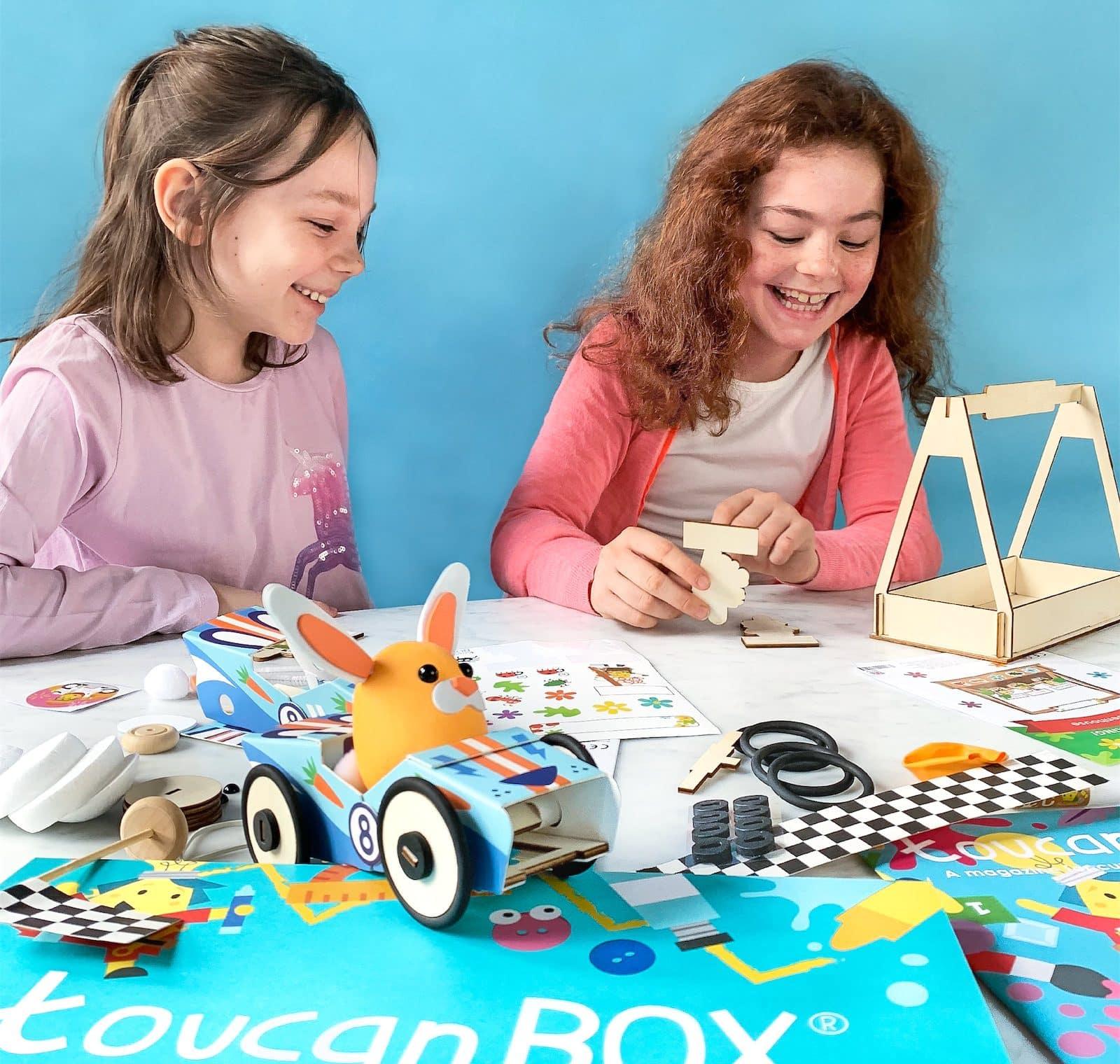 Toucan box, la Box pour enfants