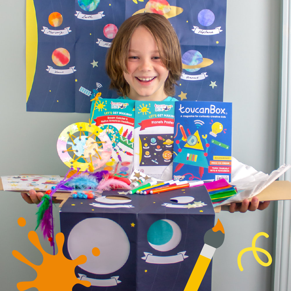 ToucanBox : la box créative des enfants