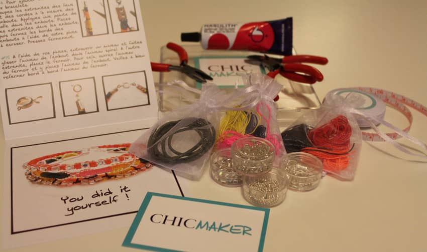 Chic Maker - Avril 2013
