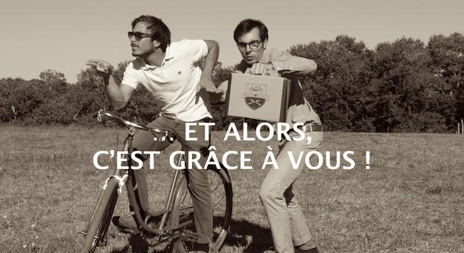 C'est l'anniversaire de Fourchette & Bicyclette !
