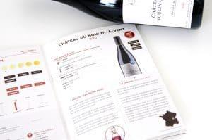 Le petit ballon: deuxième magazine sur le vin en France