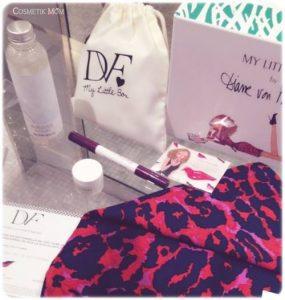 Contenu de My Little Box « DVF » d'octobre 2014 dévoilé