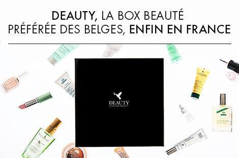 La Deauty box arrive en édition limitée pour la France