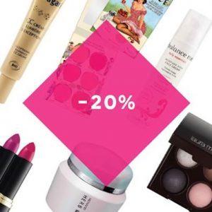 BON PLAN : -20% dès 20€ d'achat chez Birchbox e-shop