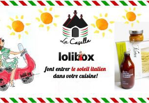 La Casella Box lance une box exclusive en collaboration avec Lolibox en Cuisine