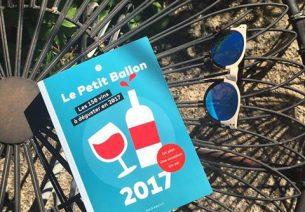 Le Petit Ballon lance son guide de vin