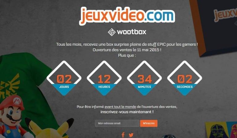 La Wootbox arrivera début Juin !