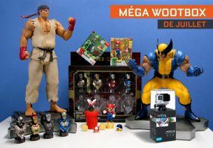 Le thème du mois de juillet et le contenu de la MegaWootbox révélés