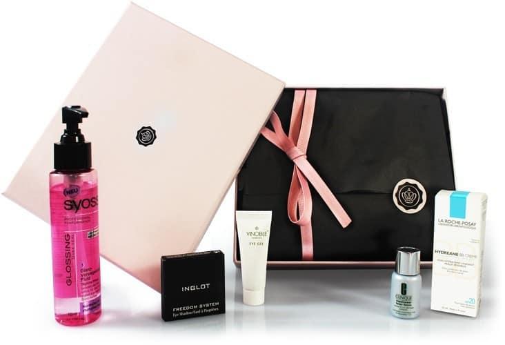 La Cure de Beauté Glossybox
