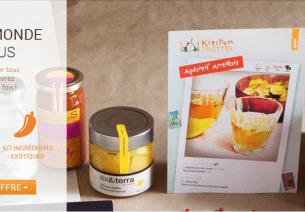 Kitchen Trotter lance son nouveau site