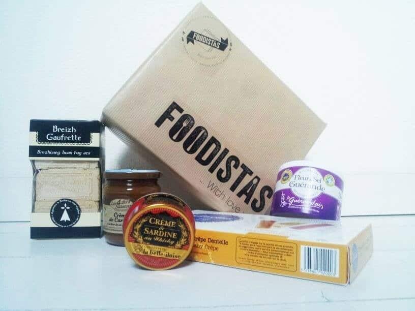 Foodistas…with love ou l'échange de Box entre Internautes