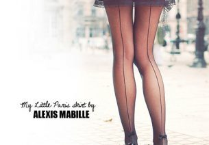 Gambette Box lance SOS Collants filés pour la Fashion week