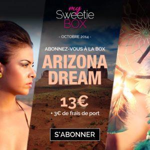 Découvrez le thème de la Sweetie Box d'Octobre