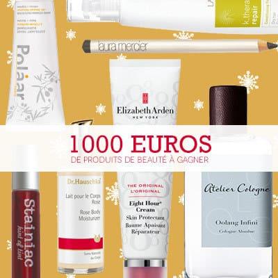 1000€ de produits à gagner avec BirchBox