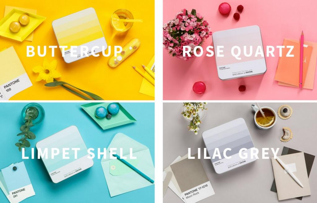 Birchbox Avril 2016 : choisissez votre couleur !
