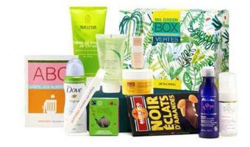 Monoprix offre des Green Box