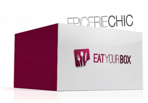 Epicerie chic fusionne avec Eat your Box