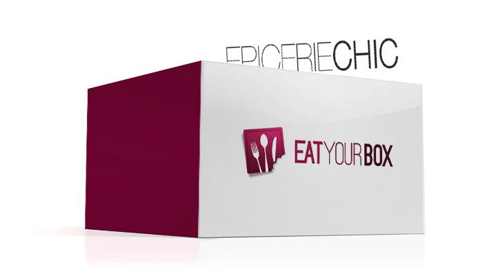 Epicerie chic fusionne avec Eat your Box