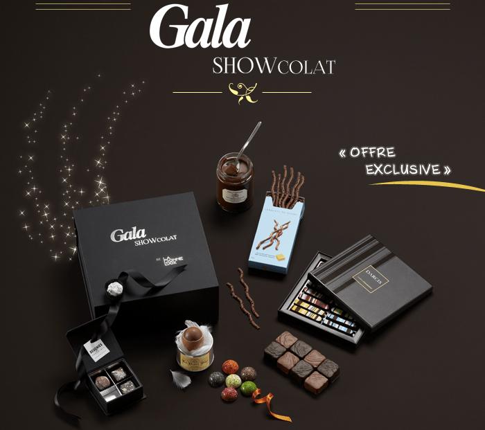 Vente privée de chocolat avec La Bonne Box