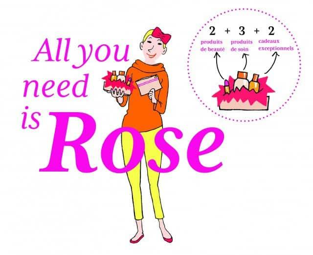 All You Need is Rose: Une box destinée aux femmes touchée par un cancer
