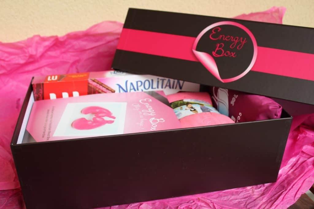 On a testé les Mood Box par Napolitain