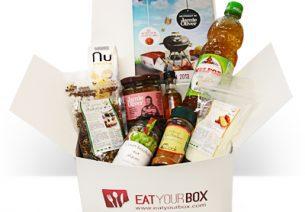 Eat your Box propose de gagner une Box sur mesure