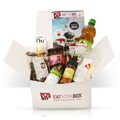 Eat your Box propose de gagner une Box sur mesure