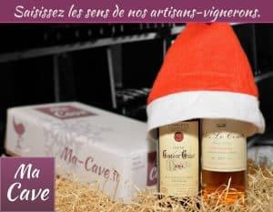 La box « Ma Cave » propose un coffret exclusif pour Noël