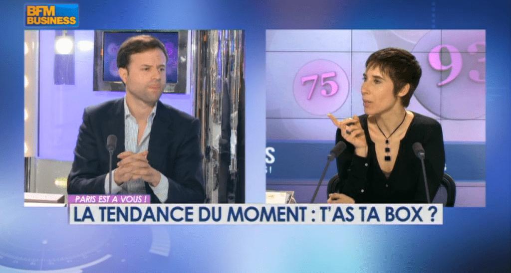 Reportage : T'as ta Box par BFM TV