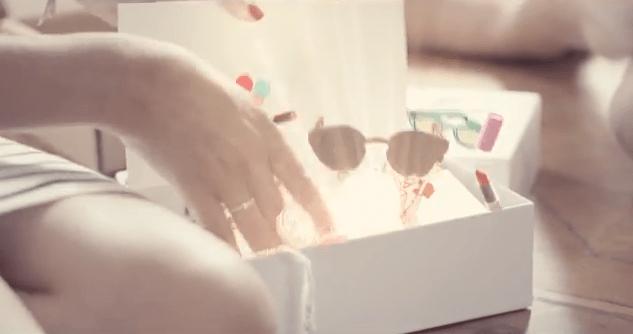 My Little Box publie une vidéo promotionnelle
