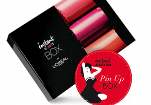 On se la joue Red Carpet avec la Pin Up Box de L'Oréal !