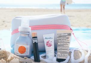 Vamos à la playa avec Birchbox en Juin