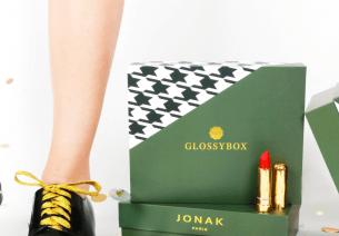 Glossybox x Jonak : pour être belle de la tête aux pieds