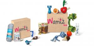 Wamiz Box : un coffret sur-mesure pour chien et chat