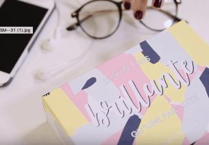 Birchbox : « Que du bonheur » pour Janvier 2017