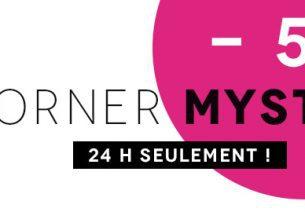 Le Corner Mystère : offre exclusive de la Birchbox