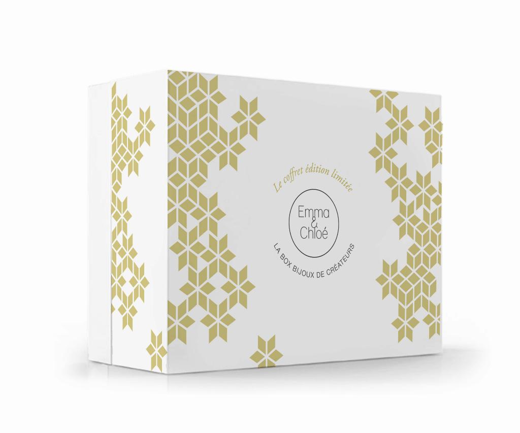 Le coffret de Noël Emma & Chloé (édition limitée)