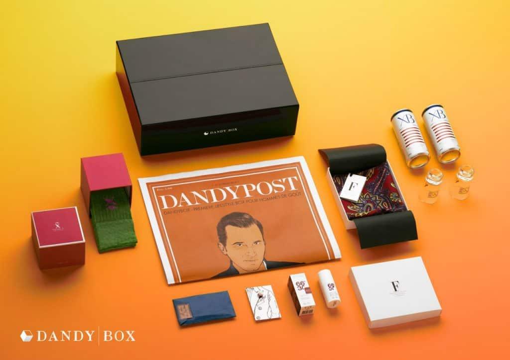 DandyBox change de direction