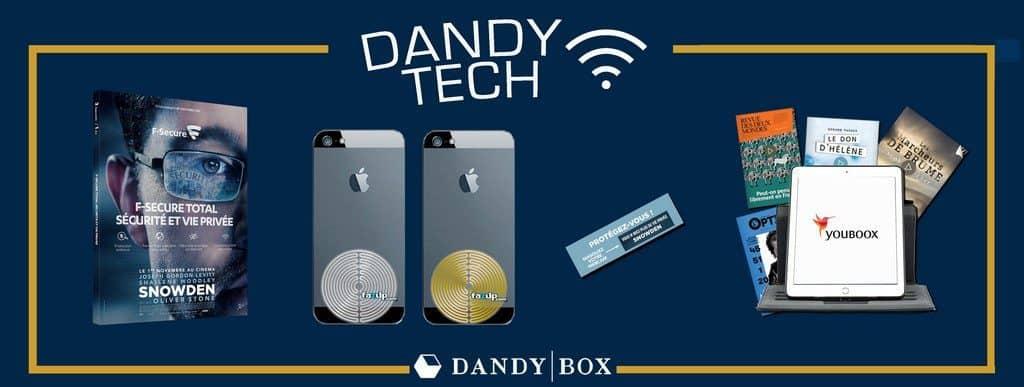 DandyBox Soldes : 20% de réduction et trois nouveaux coffrets