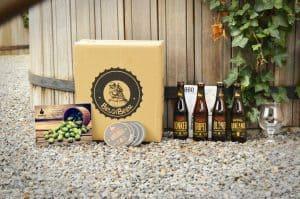 Une box spéciale Belgibeer pour la Fête des Pères